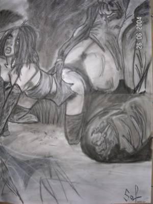 Blog de elfwood fantasy - Dessin de demon ...